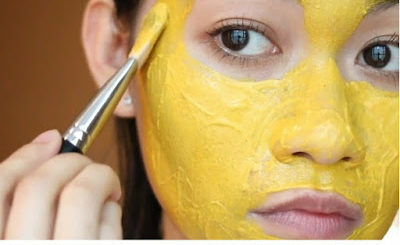 Learn How to Get Glowing and Shiny Face with Turmeric Face Pack