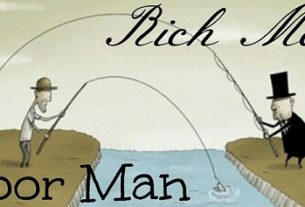 A Motivational Story – Rich Man and a Poor Man