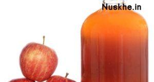 एप्पल साइडर विनेगर के इन 6 प्रयोग से पाइये साफ त्वचा और घने बाल , Apple cider vinegar ke in 6 prayog se paaiye saaf skin aur ghane hairs.