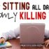 जानिये किस प्रकार लंबे समय तक बैठने से 4% लोगो कि मौत हो रही है दुनिया में और इस से कैसे बचे