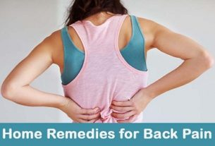 12 Home Remedies for Back Pain