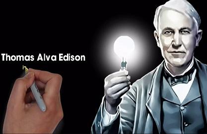 Inspirational Story of Thomas Alva Edison