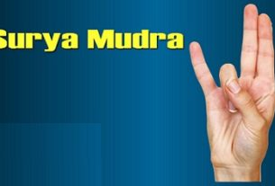 Surya Mudra is Helpful in Loosing Weight