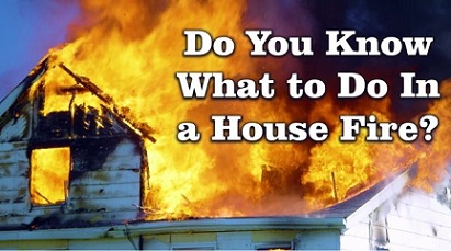 जाने आग लगने पर क्या करें और कैसे करें बचाव , Know What To Do And How To Be Safe From Fire