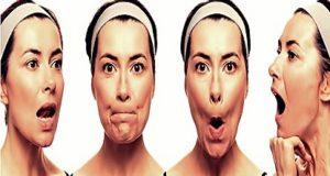 जानिये चेहरे का मोटापा कम करने के लिए आसान व्यायाम एवंम योगा , Know The Best Ways To Reduce Face Fat By Exercise and Yoga