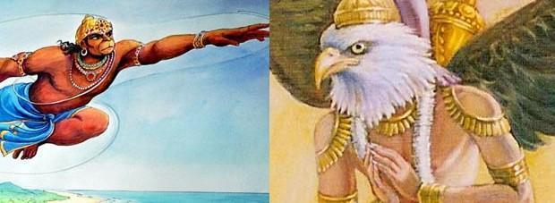 Ramayan ke kisse kahaniya- Bhagwan Shri Ram ji ke kaal ke woh log jo manushya nahi the