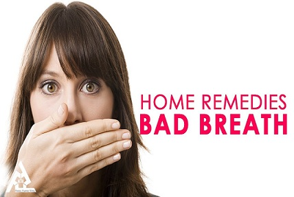 Try this Remedy For Relief From Bad Breath