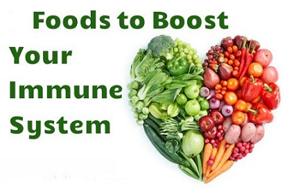 Diets to improve Immune System, health information management