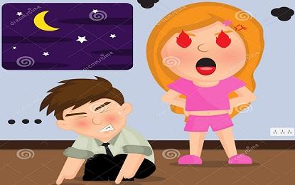One Sad Story- My Daughter is Angry, एक दर्द भरी कहानी - बेटी नाराज हो गयी