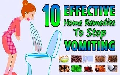 10 Natural Home Remedies to Stop Vomiting , उल्टी रोकने के 10 घरेलू आयुर्वेदिक उपाय